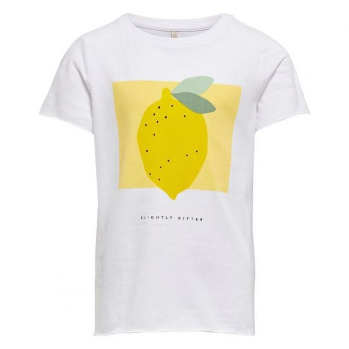 ONLY KIDS LIVA LIFE S/S TOP JRS