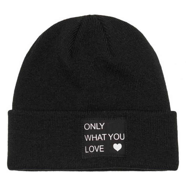 ONLY KIDS MADISON LOGO BEANIE
