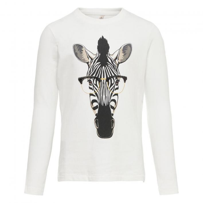 ONLY KIDS ZOOEY LIFE L/S REG TOP JRS