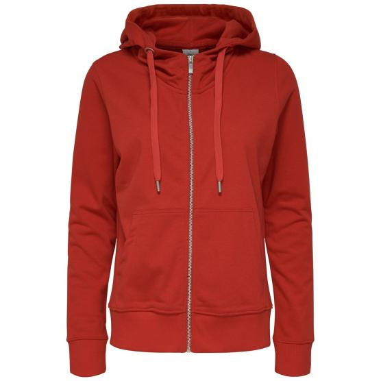 ONLY MARBELLA ZIP HOOD CS UB SWT