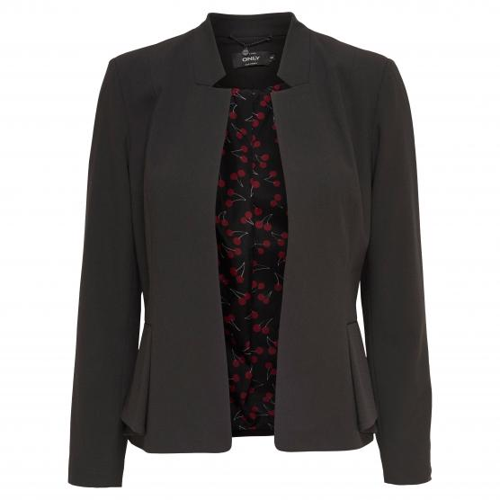 ONLY MICHELLE LISA L/S PEPLUM BLAZER