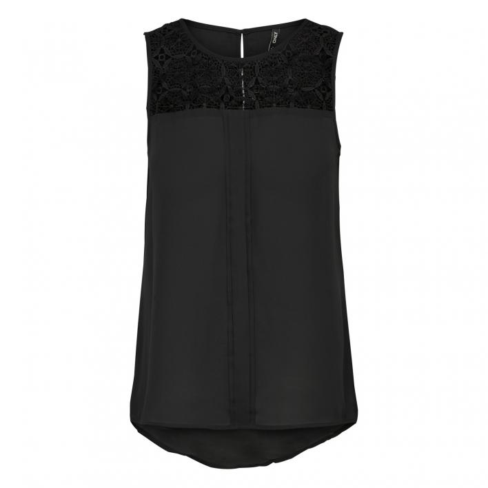 ONLY ONLVENICE S/L LACE TOP NOOS WVN