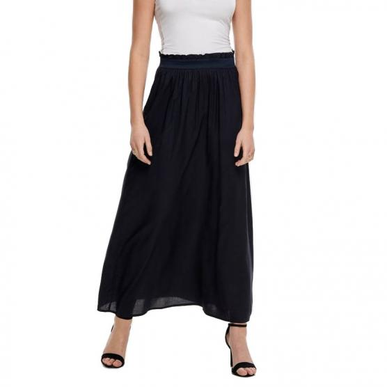 ONLY VENEDIG PAPERBAG LONG SKIRT WVN NOOS