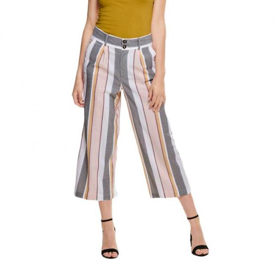 ONLY VIDA REG  STRIPE PANT YORK PNT