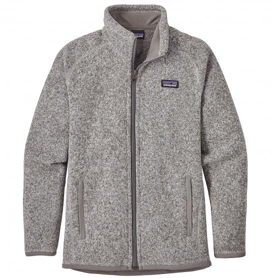 PATAGONIA GIRLS' BETTER SWEATER JKT