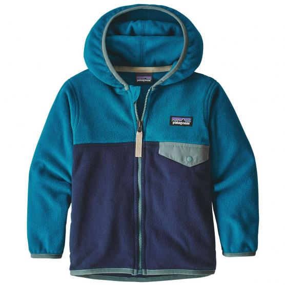 PATAGONIA INFANT MICRO D SNAP-T JKT