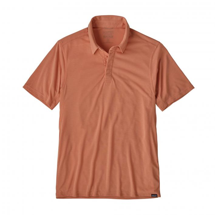 PATAGONIA M'S CAPILENE COOL TRAIL POLO