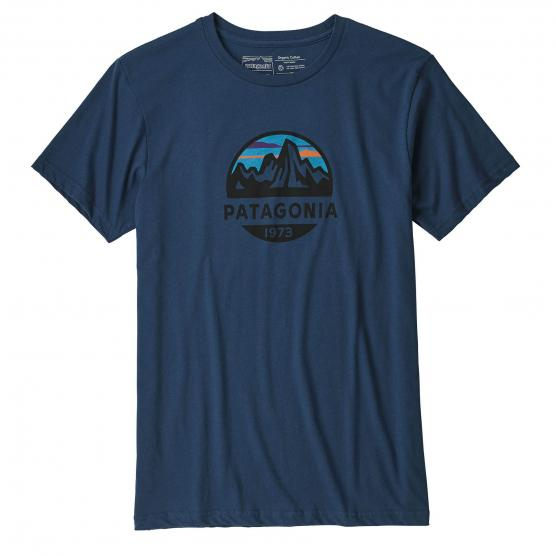 PATAGONIA M'S FITZ ROY SCOPE ORGANIC T-SHIRT
