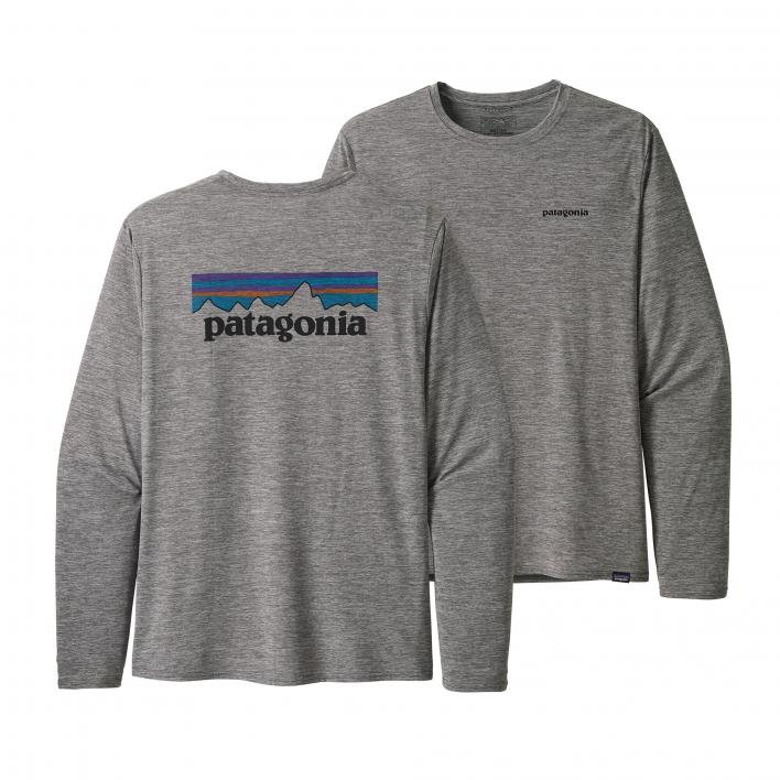 PATAGONIA M'S LONG-SLEEVED CAP COOL DAILY PLFE