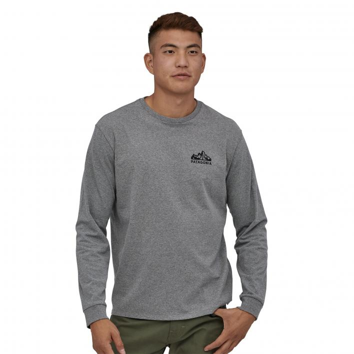 PATAGONIA M'S LONG SLEEVED FITZ ROY SCOPE