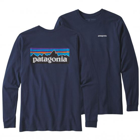 PATAGONIA M'S LONG-SLEEVED P-6 LOGO RESPO
