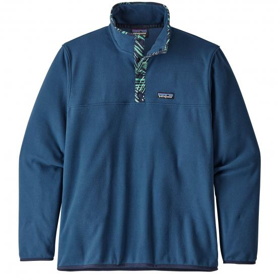 PATAGONIA M'S MICRO D SNAP T- PULLOVER