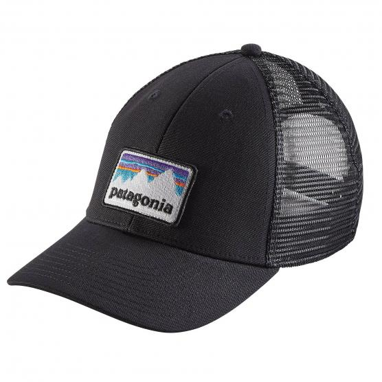 PATAGONIA SHOP STICKER  PATCH HAT
