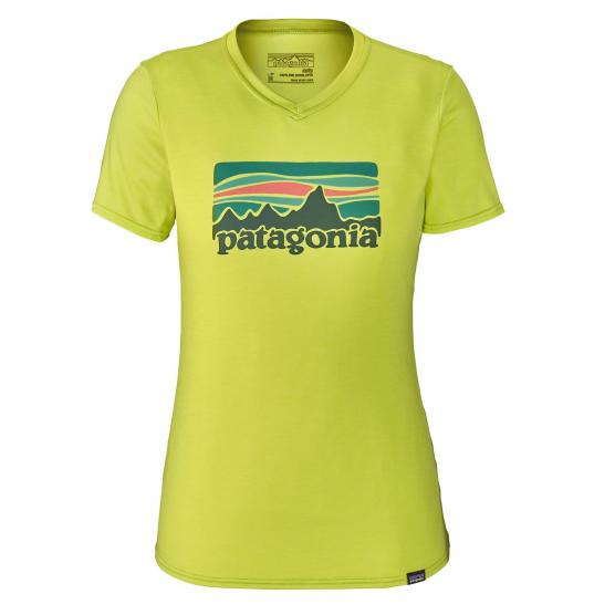 PATAGONIA W'S CAPILENE DAILY GRAPHIC T-SHIRT