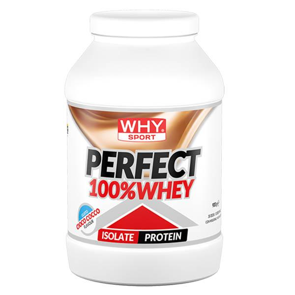WHY SPORT Perfect 100% Whey Ciocco Cocco 900g