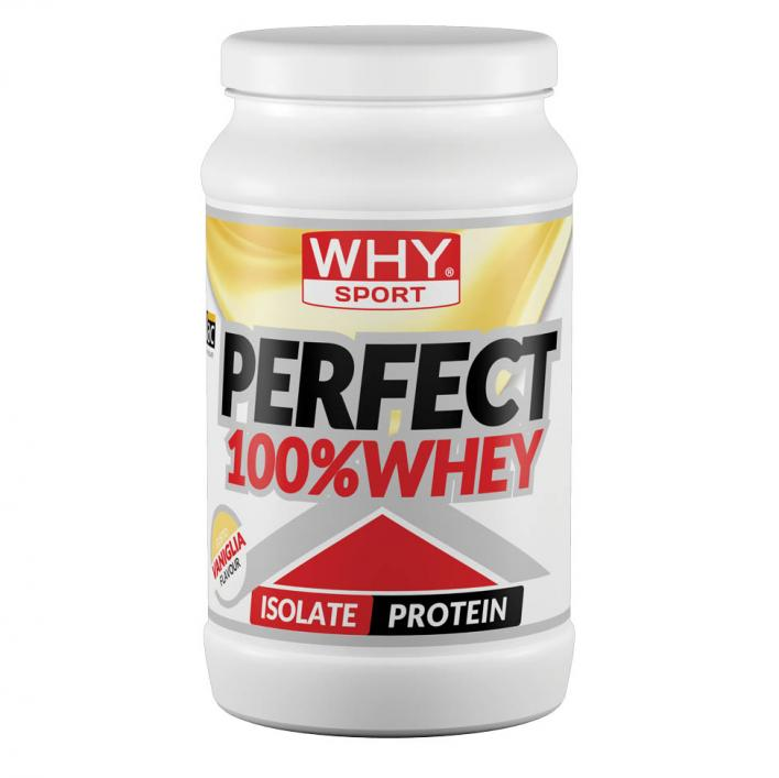 WHY SPORT Perfect 100% Whey Vanilla 450 g