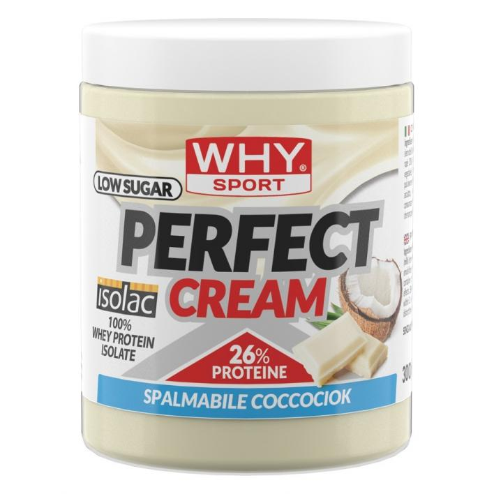WHY SPORT Perfect Cream Coccociok 300g