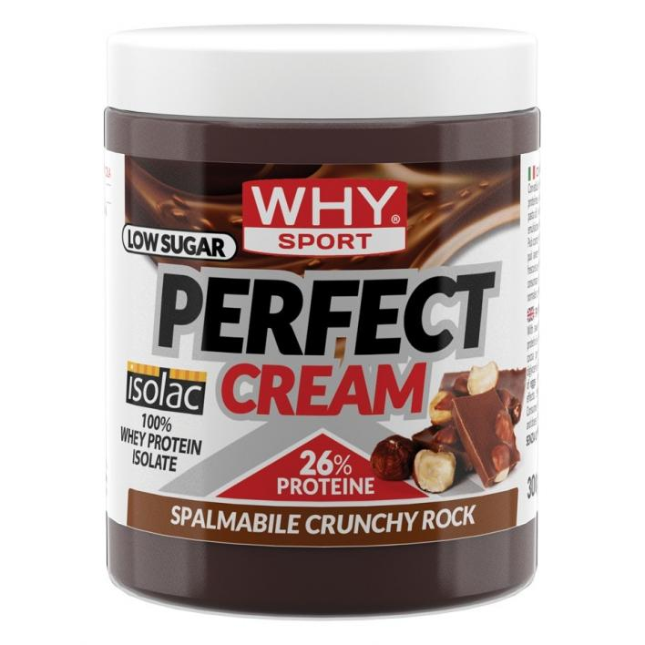WHY SPORT Perfect Cream Crunchy Rock 300g