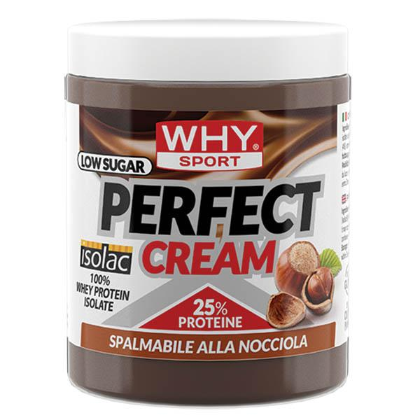 WHYSPORT Perfect Cream Nocciola