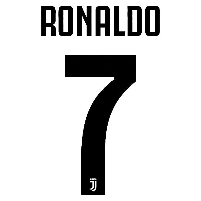 OFFICIAL CUSTOMIZATION RONALDO 7 JUNIOR HOME CR7