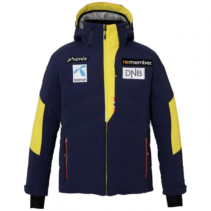 PHENIX NORWAY ALPINE TEAM HYBRID DOWN JKT