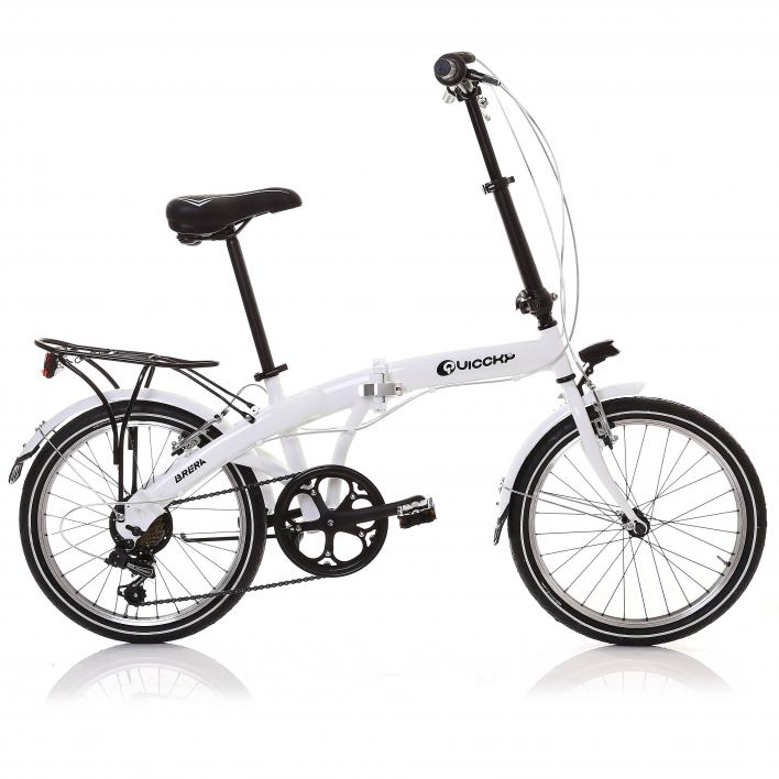 BUNFBIKE Foldable Bike 20'' 6s