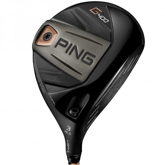 PING G400 METAL WOODS FRWY 3 STD