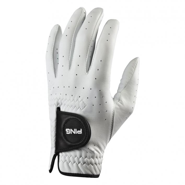 PING GLOVES PING TOUR WHITE