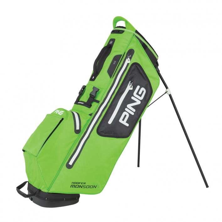 PING GOLF BAGS HOOFER MONSOON 201 02