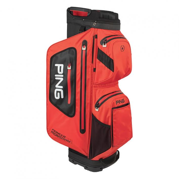 PING GOLF BAGS PIONEER MONSOON