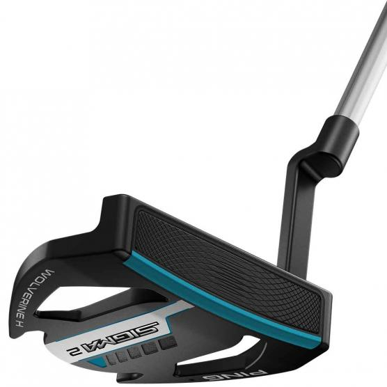 PING PUTTERS SIGMA 2 WOLVERINE H STEALTH