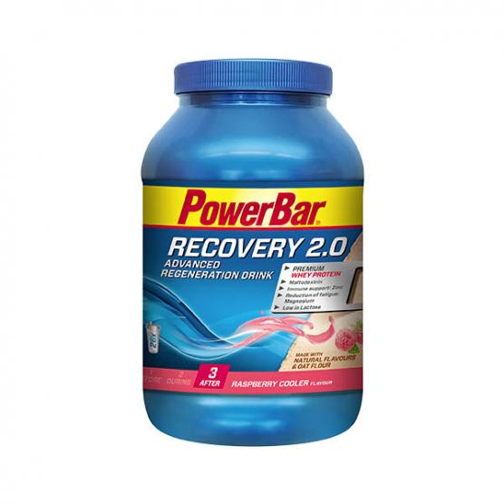 POWERBAR Recovery 2.0 Raspberry Cooler