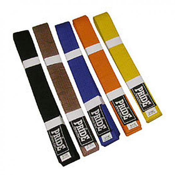 PRIDE Belt Karate Judo BLACK