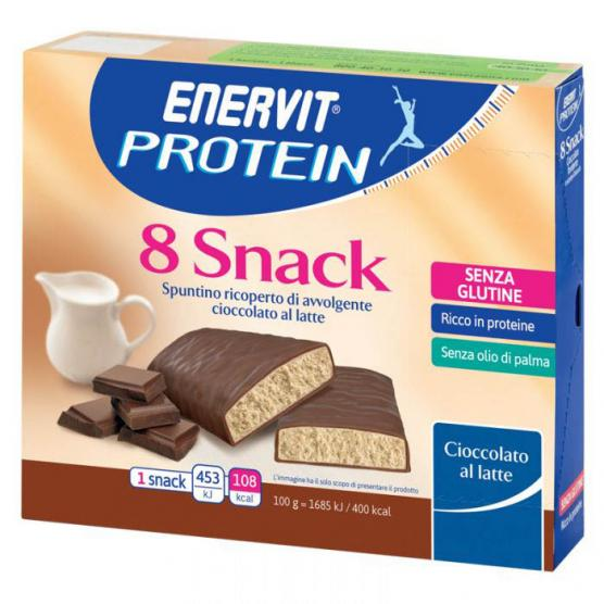 ENERVIT PROTEIN Snack Milk Chocolate