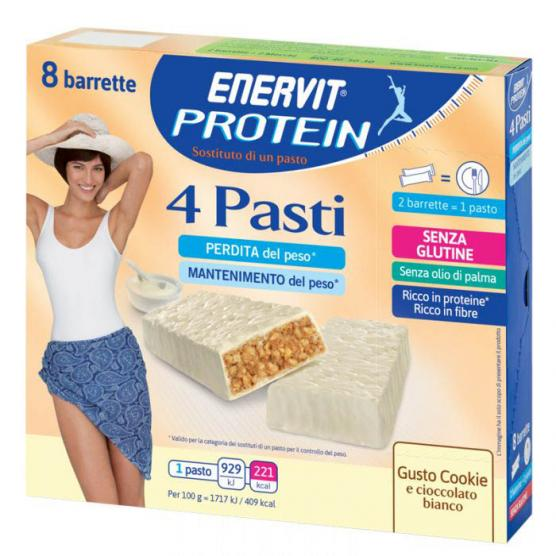 ENERVIT PROTEIN Meal Replacement Cookie