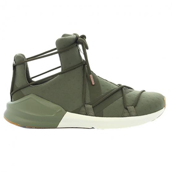 PUMA FIERCE VR 01 OLIVE NIGHT/WHITE