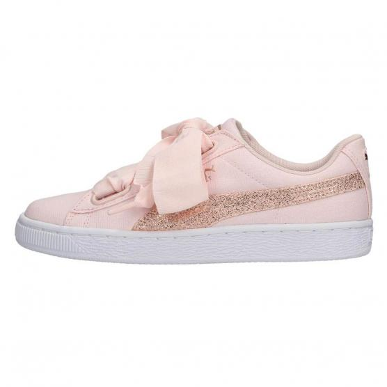 PUMA HEART CANVAS W 02
