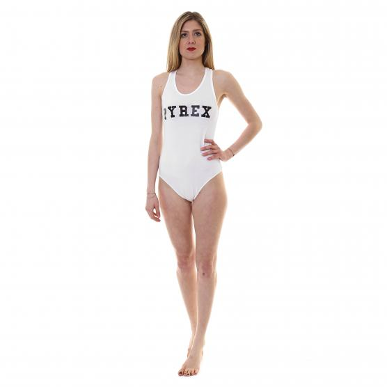 PYREX BODY SUIT IN JERSEY STRETCH