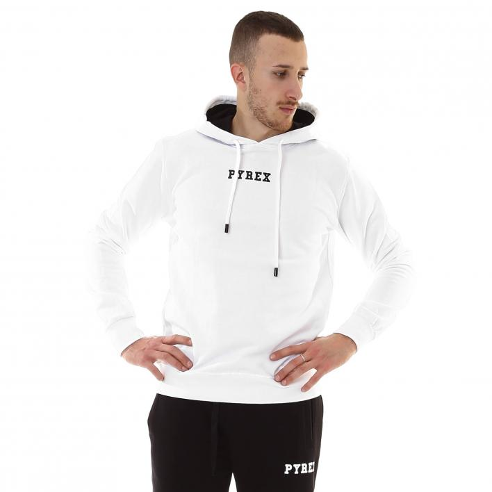 PYREX HOODED SWEATSHIRT