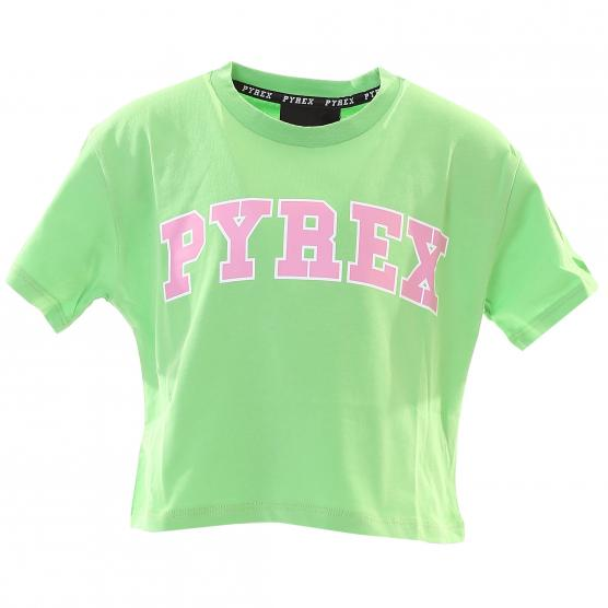 PYREX MAGLIA CROPPED JERSEY