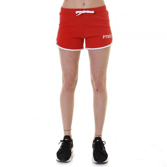 PYREX SHORTS ROSSO