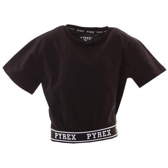 PYREX T-SHIRT CROPPED JERSEY