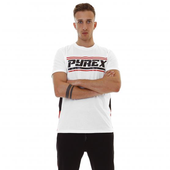 PYREX T-SHIRT MM RACING