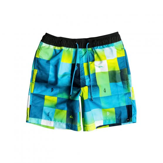 QUIKSILVER CHECK MARK VL YOUTH 15 BJB6