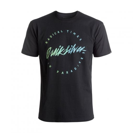 QUIKSILVER CLASSIC TEE RIGHT UP