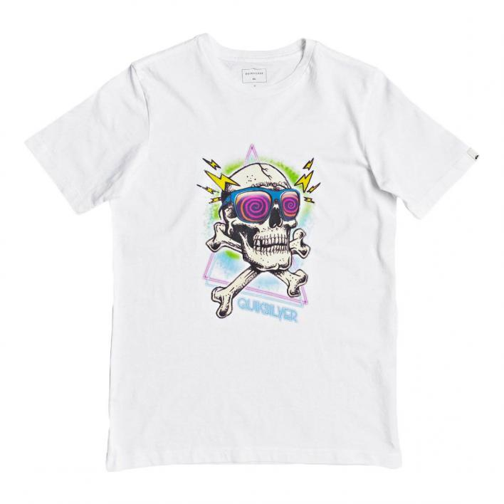 QUIKSILVER HELL REVIVAL SS YTH