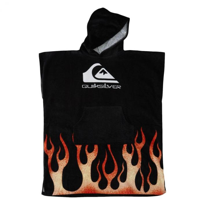 QUIKSILVER HOODY TOWEL YOUTH