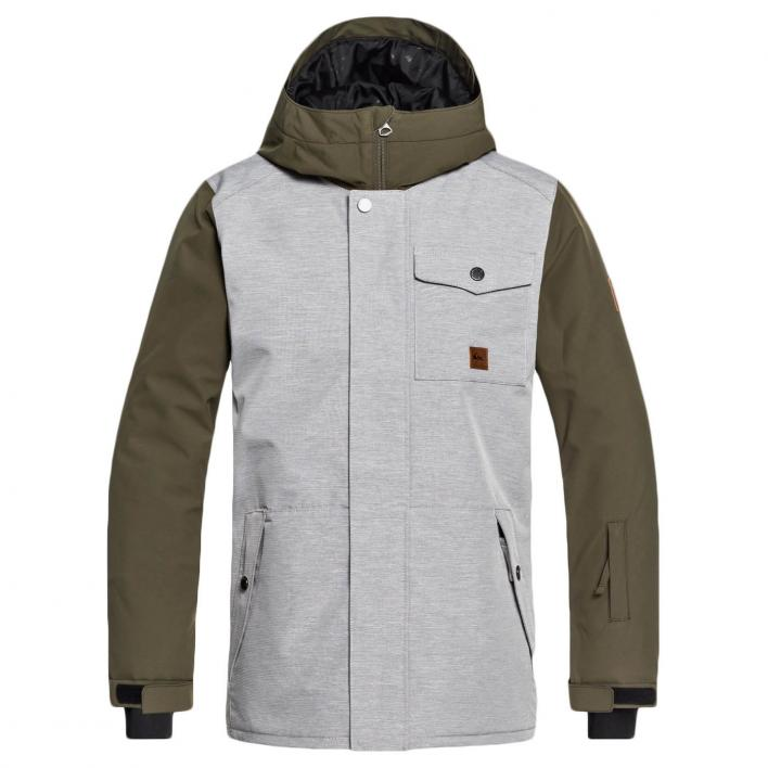QUIKSILVER RIDGE YOUTH JKT