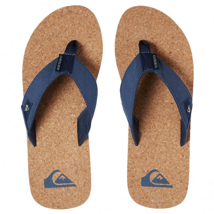 QUIKSILVER SANDALS MOLOKAY ABYSS KORK