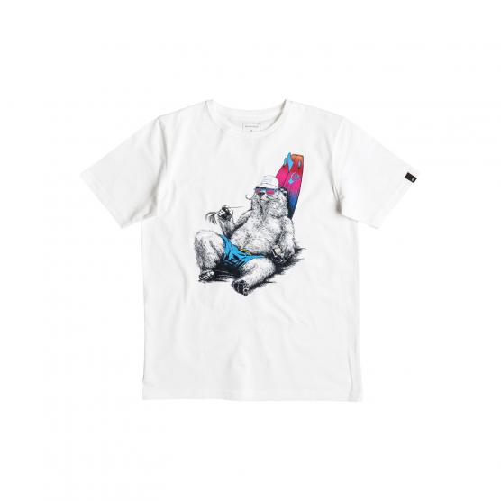 QUIKSILVER SS CLASSIC TEE YOUTH LOCAL MOSTLY WBB0